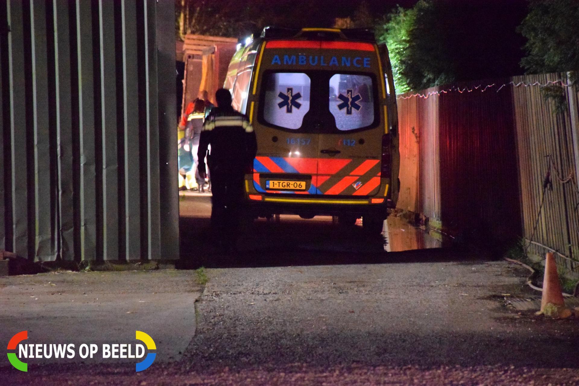 Jonge vrouw overleden bij ongeval met op hol geslagen paard in stal Benedenkerkseweg Stolwijk