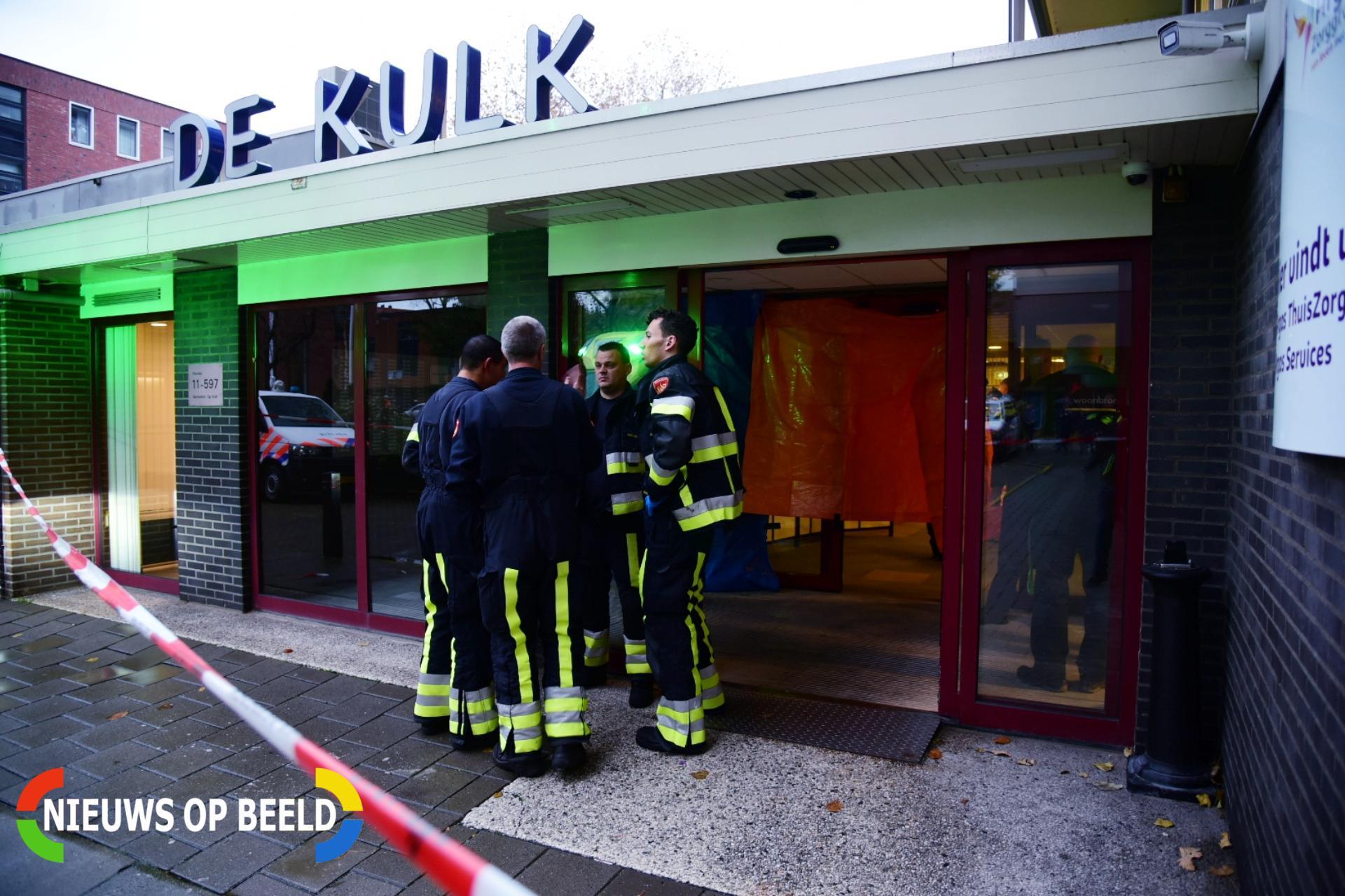 Persoon overleden na steekpartij bij winkelcentrum in Hoogvliet