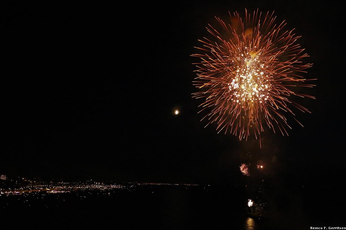 Wintereditie Vuurwerkfestival Scheveningen keert terug