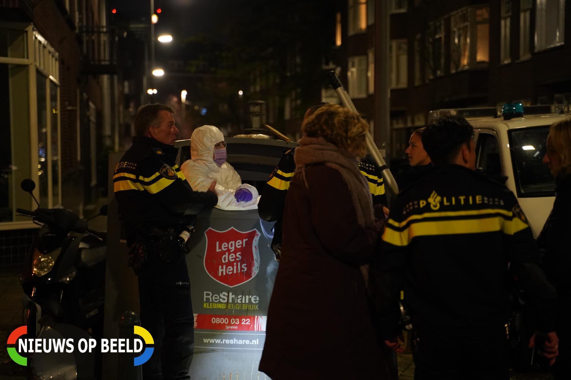 Hagenaar (49) ernstig gewond na steekpartij Abraham Kuyperlaan Rotterdam