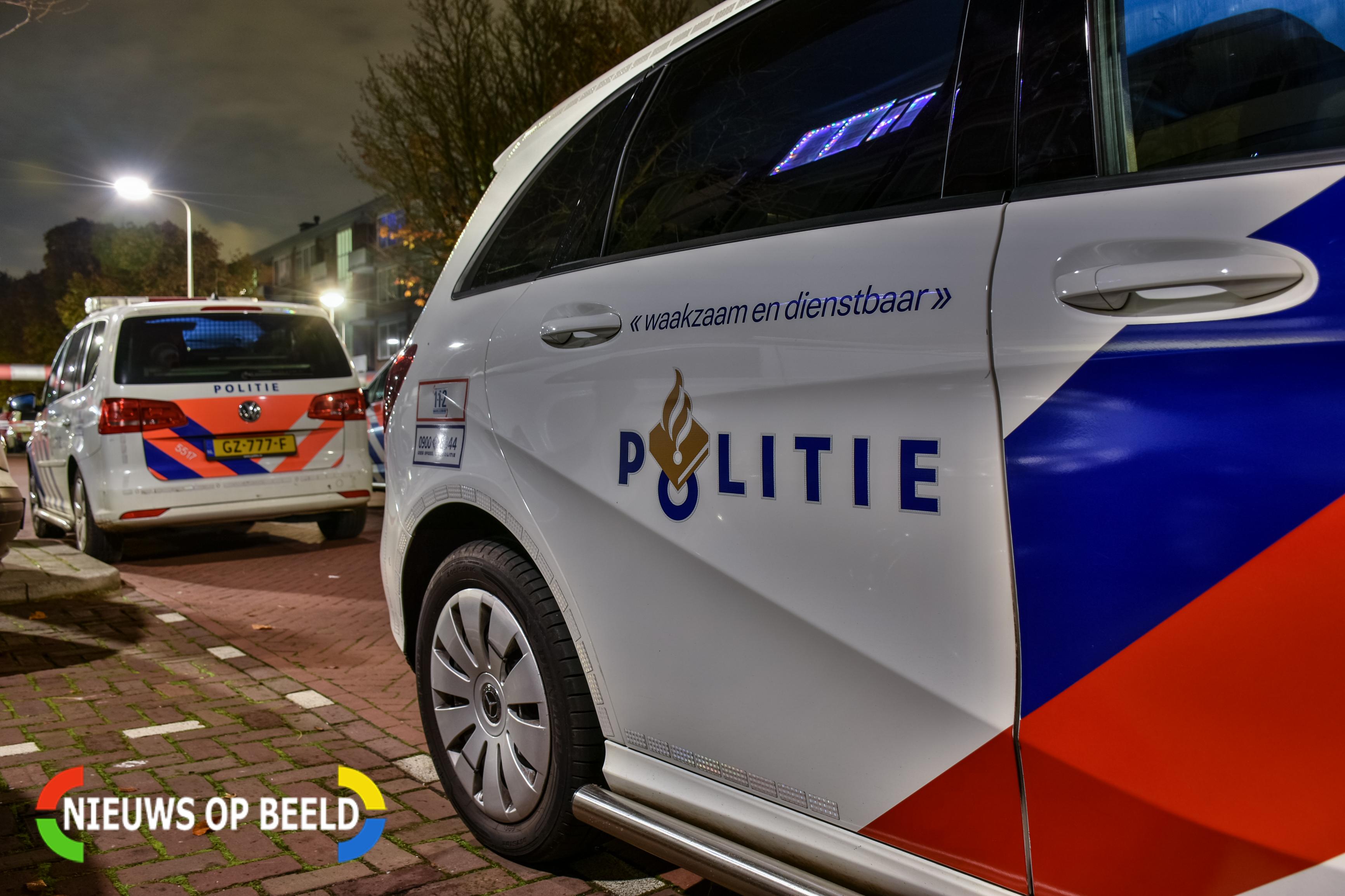 Politie houdt zes jongens aan voor steekpartij Pleinweg Rotterdam