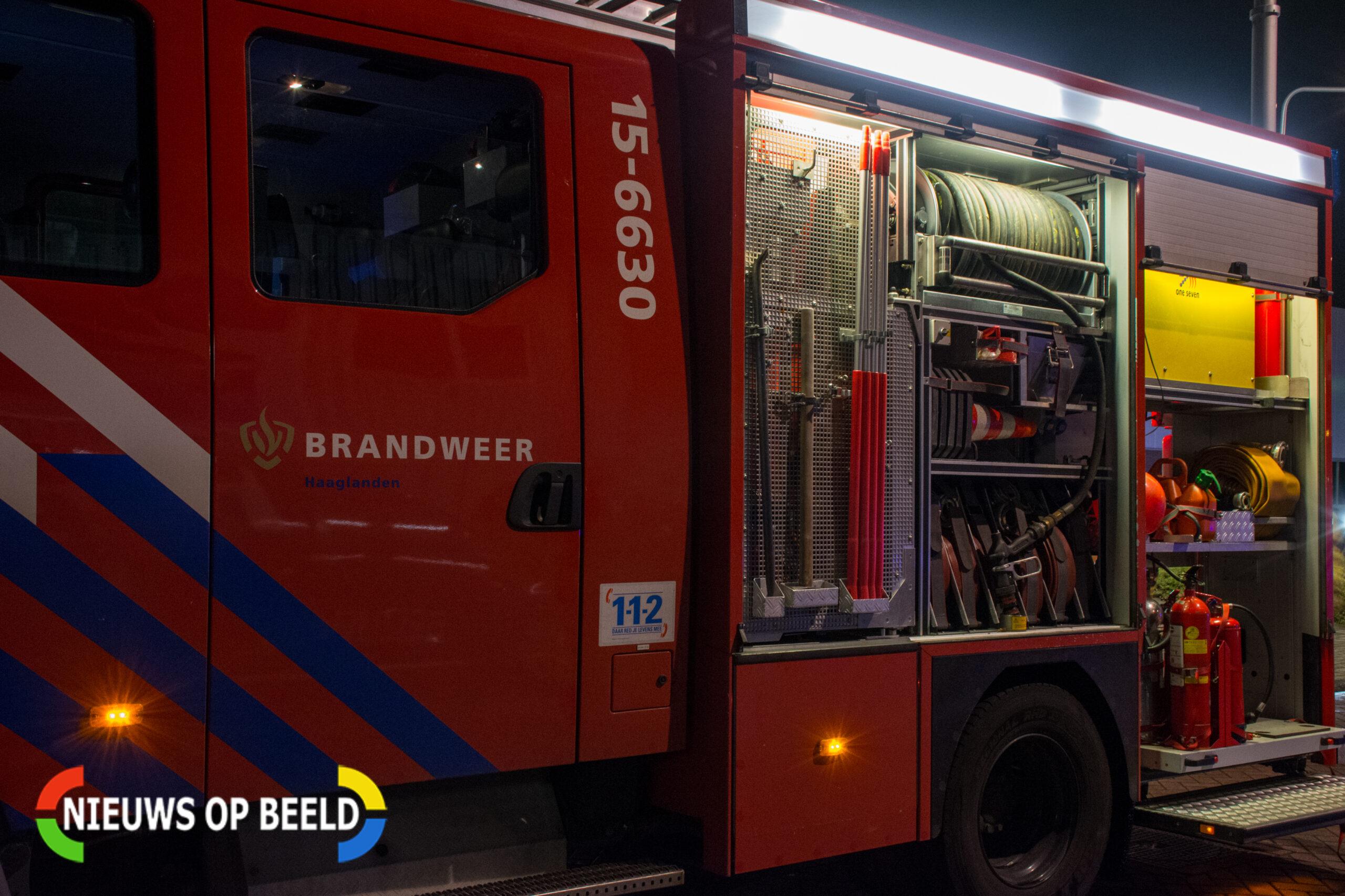 Verdachte (38) aangehouden na brandstichting bij CBR Rijswijk