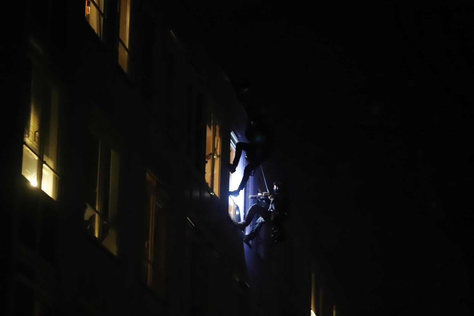 Arrestatieteam zet man uit woning Gouda