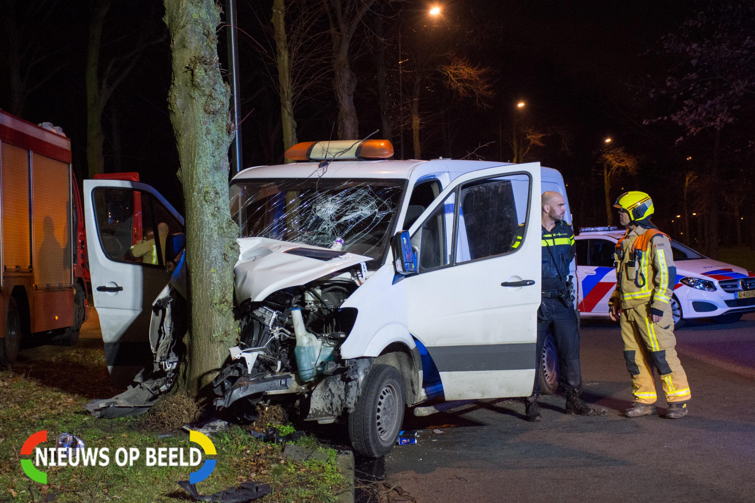Zwaargewonde na eenzijdig ongeval in Rijswijk