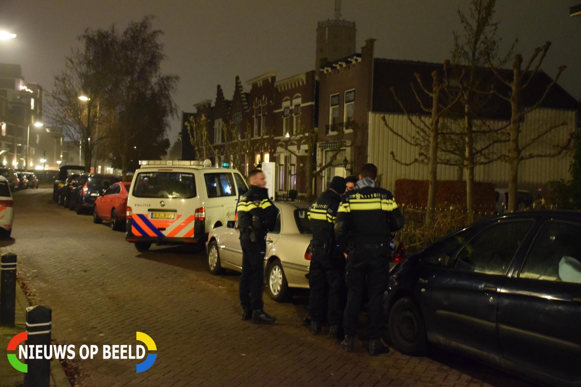 Aanhouding en gewonde na mogelijke overval Kerkstraat Bodegraven