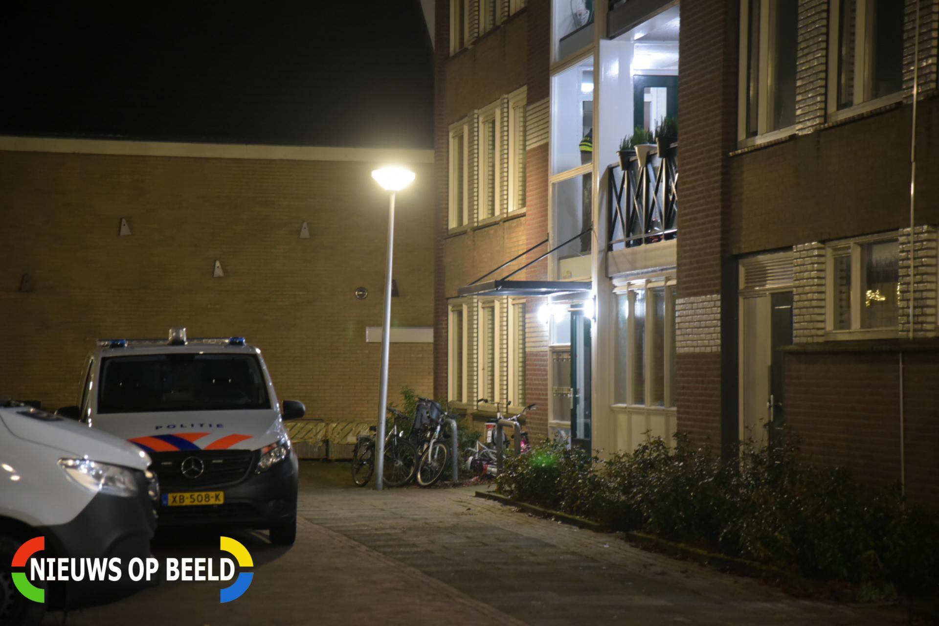 Vrouw overleden na steekpartij in Rozenburg
