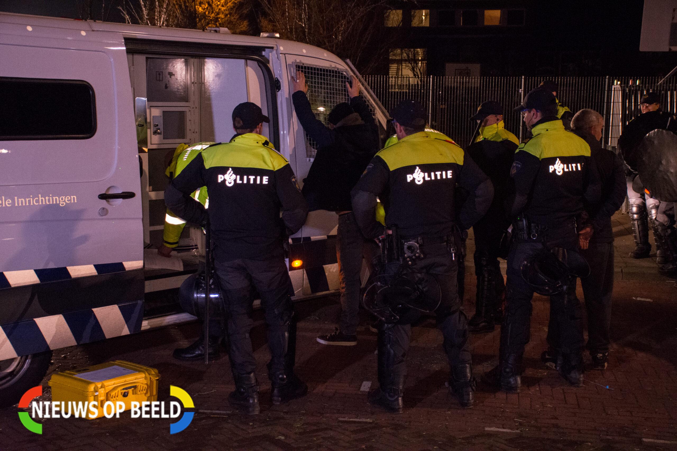 500 euro boete voor Scheveningse 'buurtvader' die persfotografen aanviel