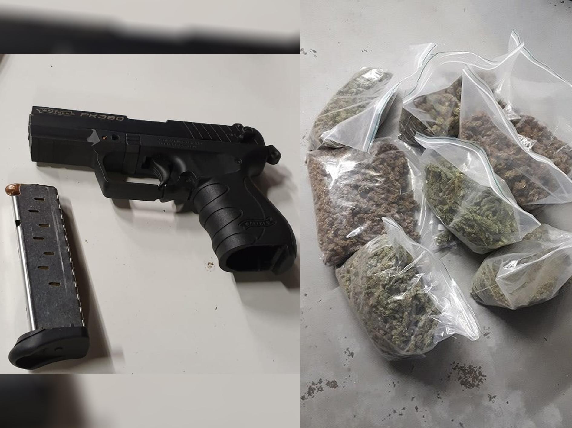 Drugs en vuurwapens bij doorzoekingen in Rotterdams drugsonderzoek