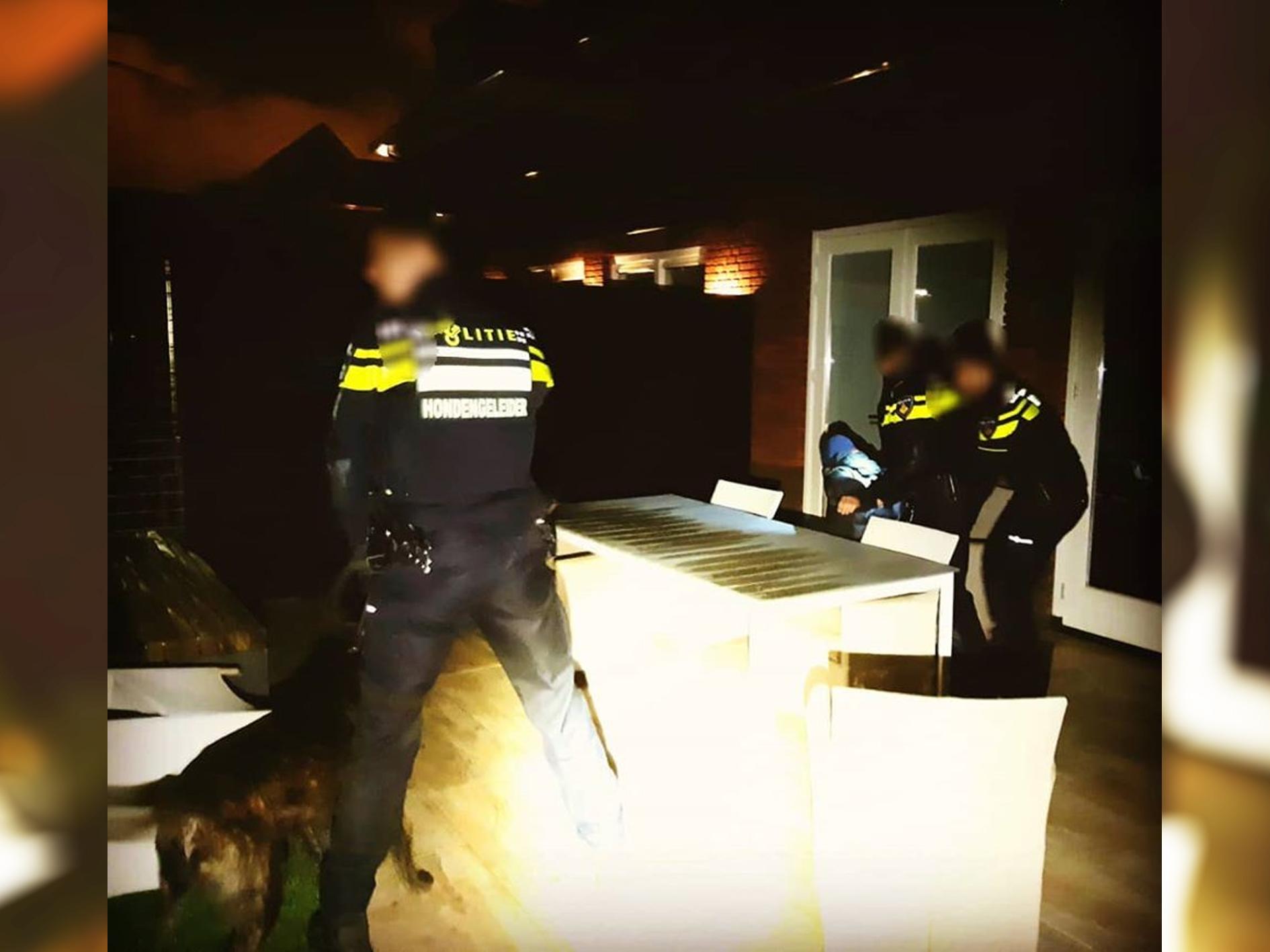 Man met inbrekersgereedschap en auto-onderdelen opgepakt in Berkel en Rodenrijs