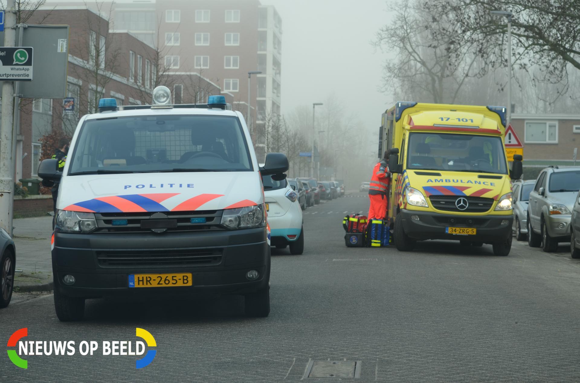 Persoon ernstig gewond na steekpartij Asserweg Rotterdam