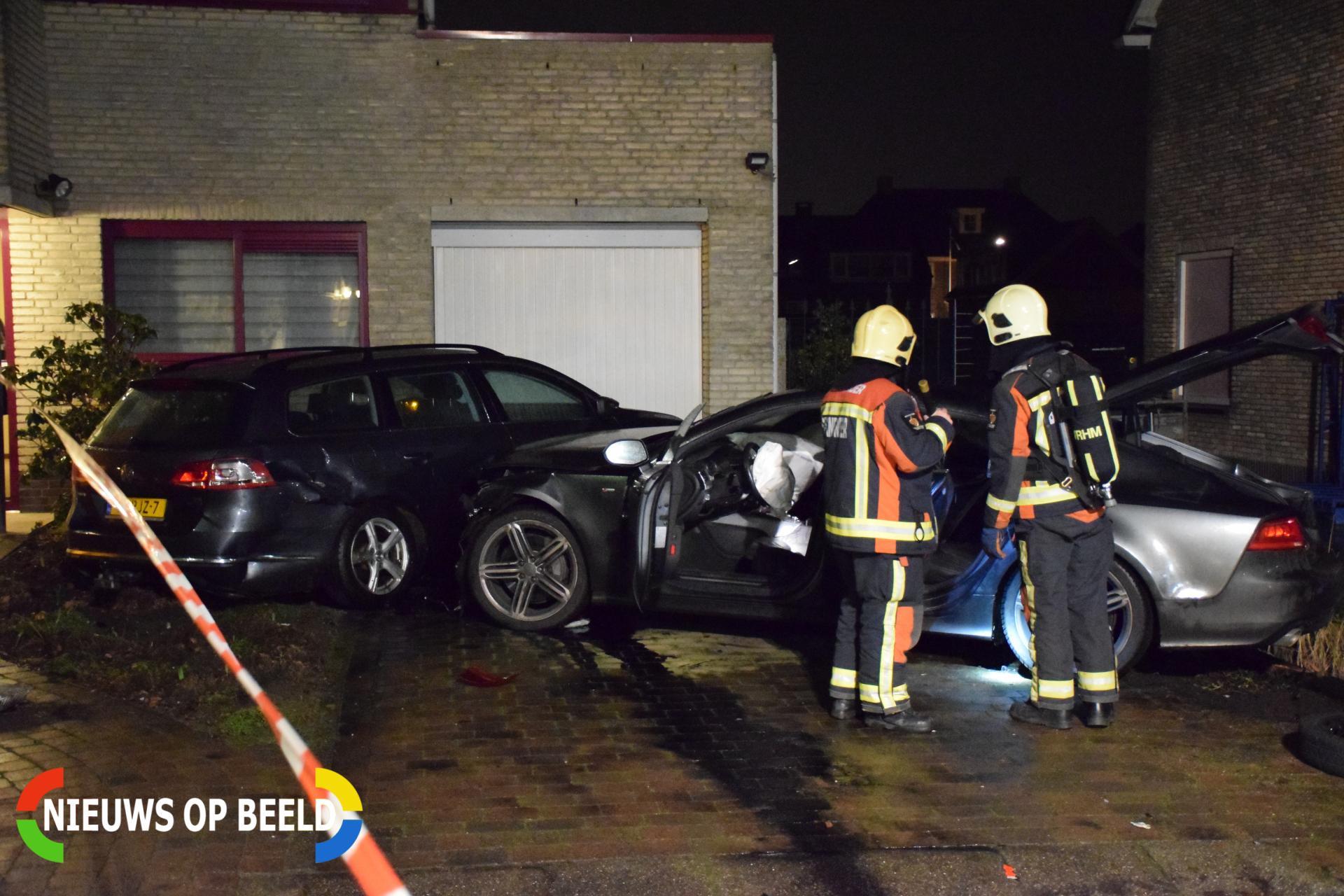 Bestuurder dure auto vlucht na eenzijdig ongeval Noordzijde – N458 Bodegraven