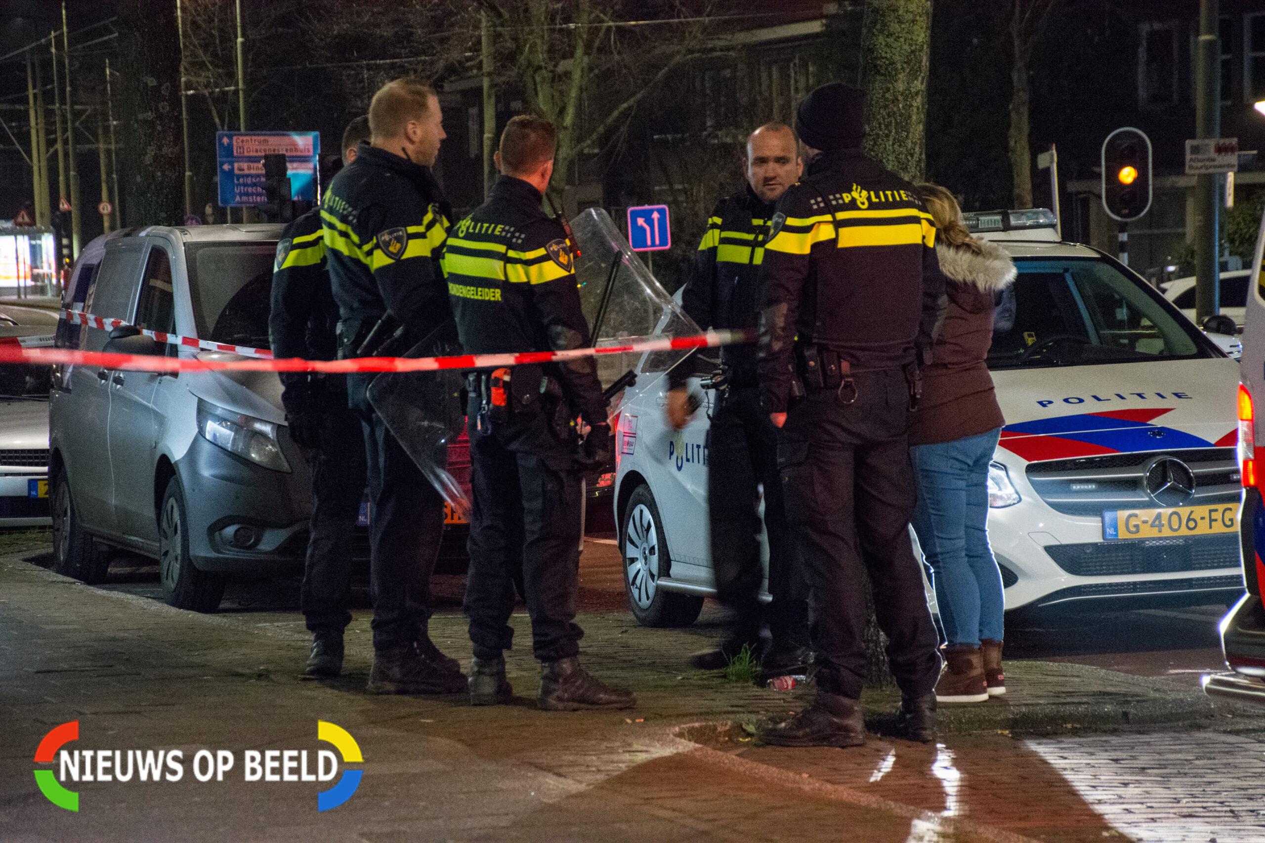 Gewonde na steekincident in woning in Voorburg