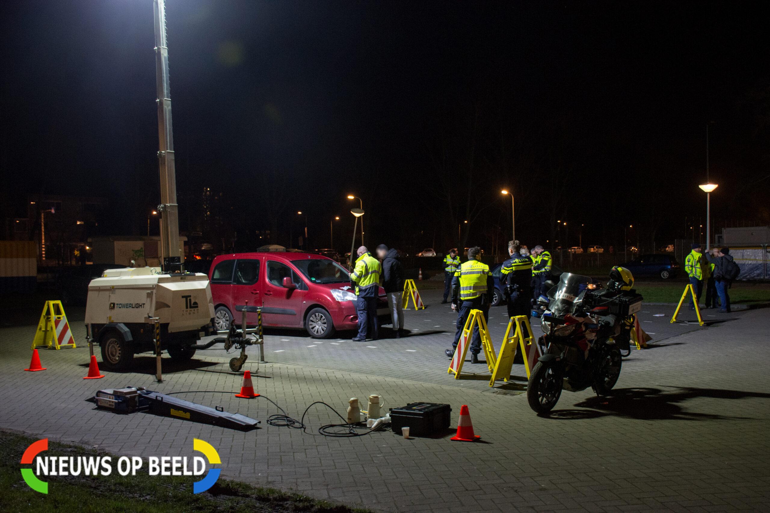 Grote handhavingsactie in wijken Den Haag