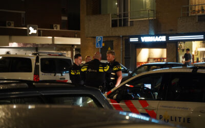 Overval op woning Zevenkampse Ring Rotterdam