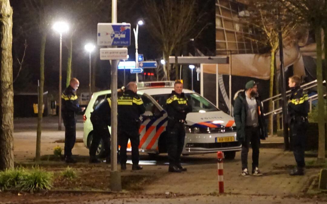Verdachte aangehouden bij verdachte situatie Passage Waddinxveen