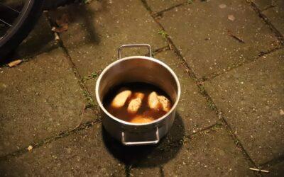 Aangebrand pannetje in woning Ronsseweg Gouda