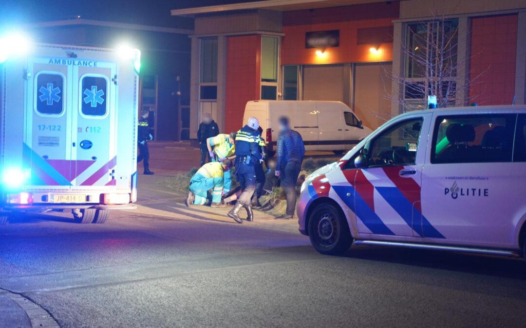 Man gewond na schietpartij op Emmy van Leersumhof in Rotterdam (video)