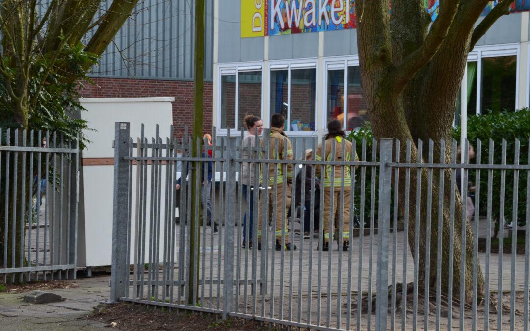 Basisschool De Kwakel ontruimd vanwege defecte CV-ketel Chrysantenhof Berkel en Rodenrijs