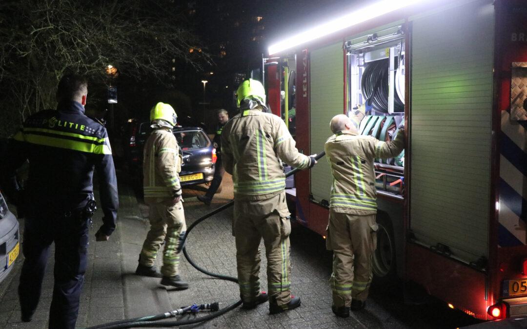 Kortsluiting in oven zorgt voor brandmelding Jacob Catslaan Capelle aan den IJssel