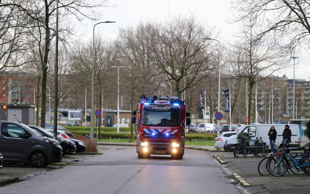 Brommer zorgt voor nare lucht in flatgebouw Reviusrondeel Capelle aan den IJssel