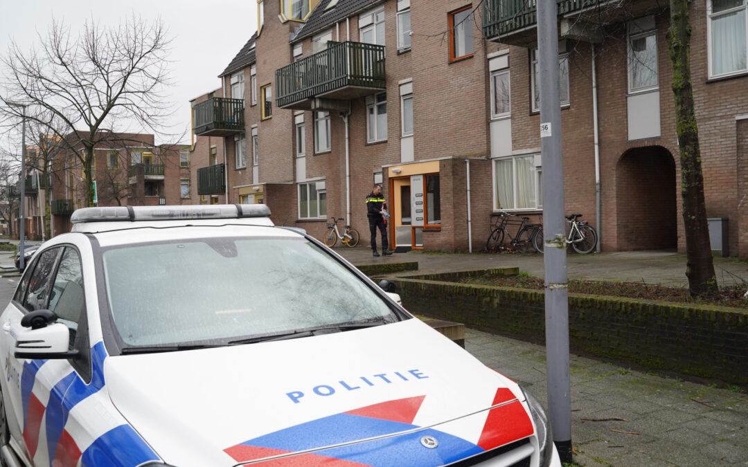 Moeder en dochter vastgebonden bij overval Zevenkampse Ring Rotterdam