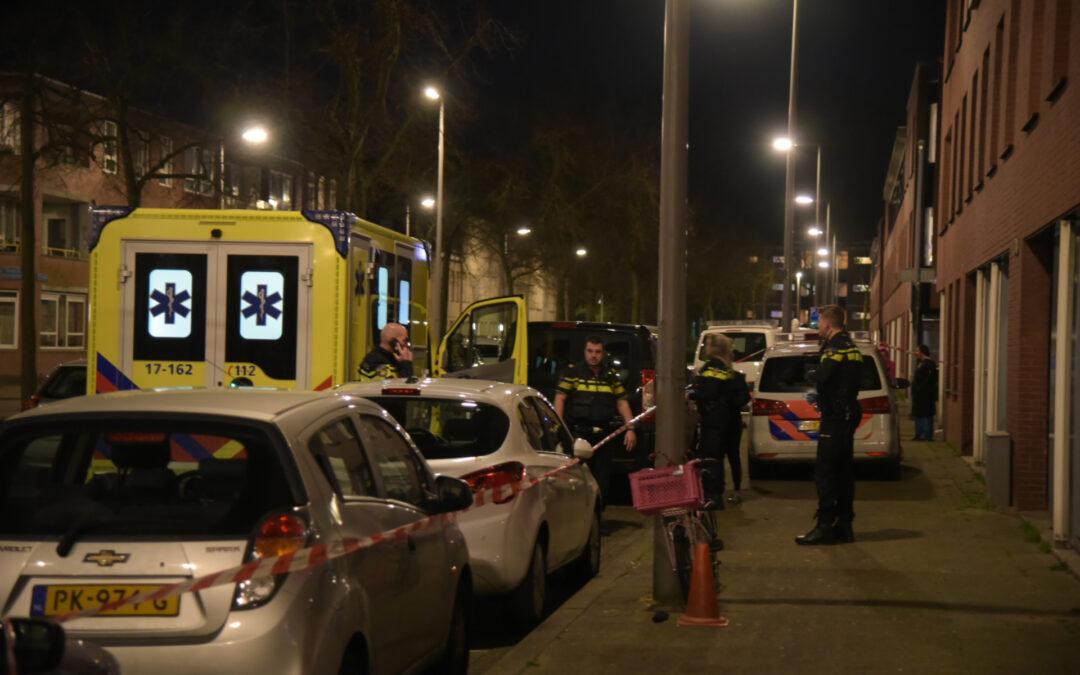 Persoon verwond met machete in woning Carnisselaan Rotterdam