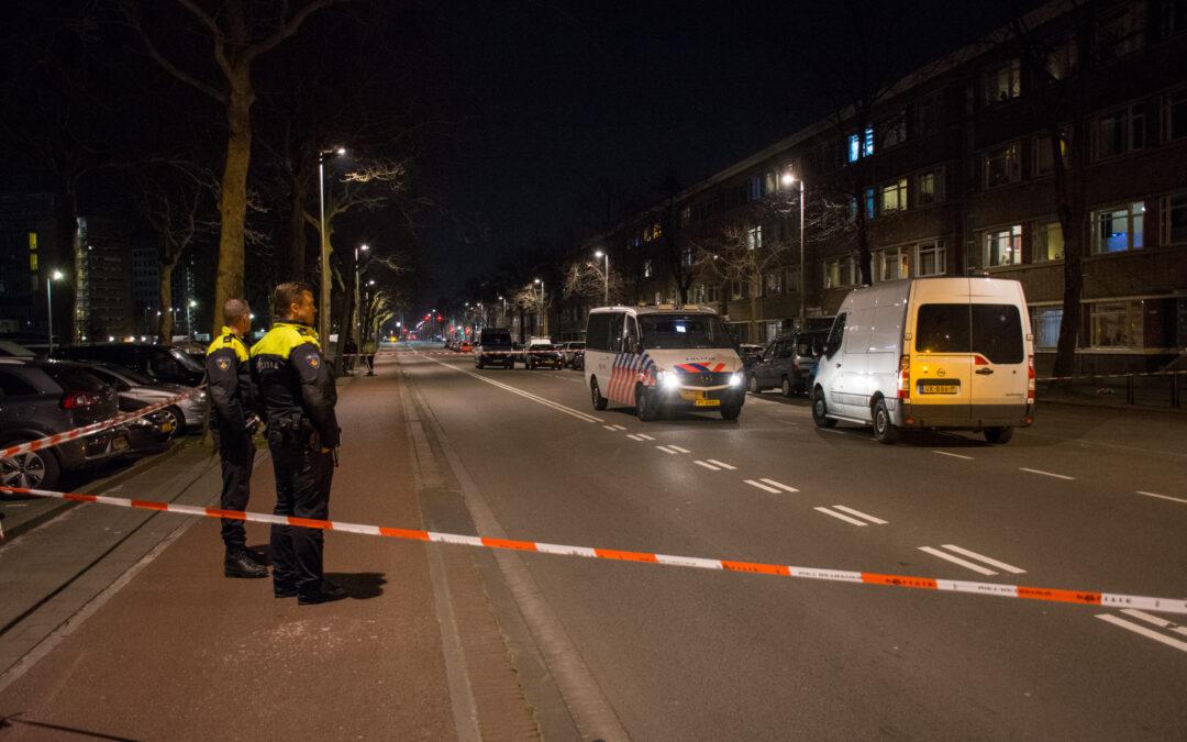 Zwaargewonde bij steekpartij in Den Haag