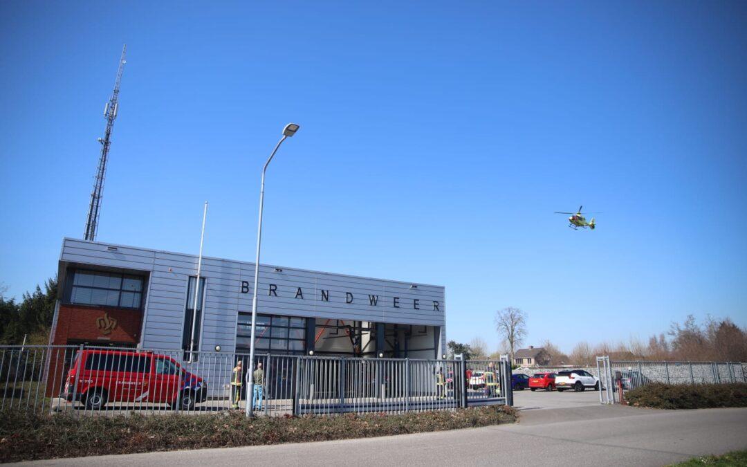 Persoon overleden na te water raken in Lekkerkerk