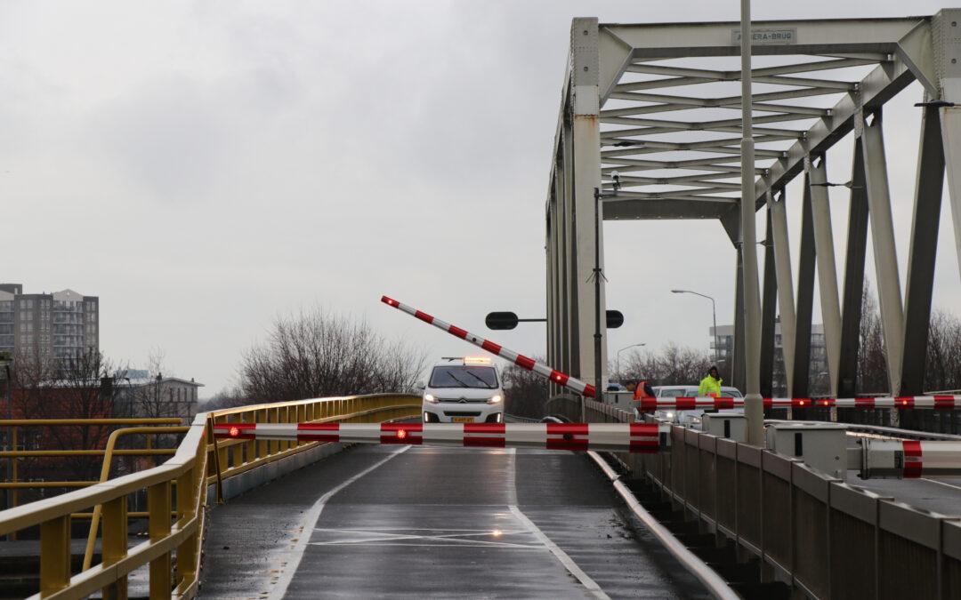 Verkeerschaos door defecte slagboom Algerabrug C.G. Roosweg – N210 Krimpen aan den IJssel