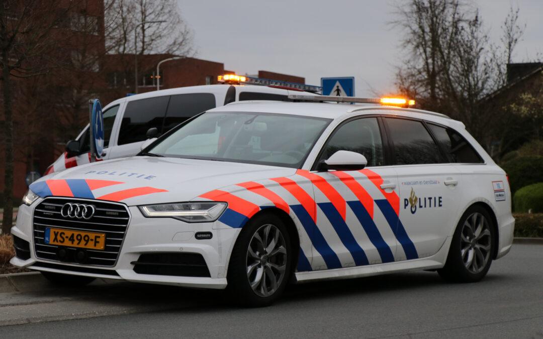 Rotterdammers en Capellenaar beroven lachgaskoerier in Breda