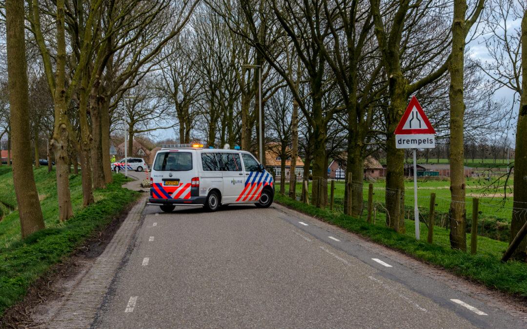 Motorrijder gewond na eenzijdig ongeval op dijk Essendijk Rhoon