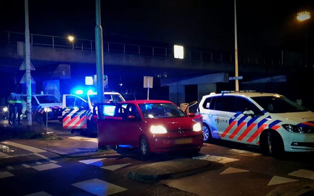 Agenten pakken brandstofdieven na achtervolging in Rotterdam-Alexander