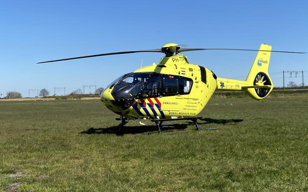 Traumahelikopter opgeroepen voor incidenten in Nieuwerkerk en Capelle aan den IJssel
