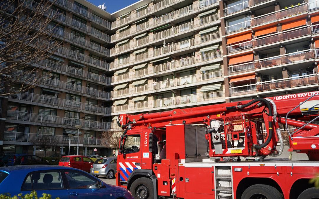 Persoon overleden bij woningbrand aan Kerklaan in Capelle aan den IJssel