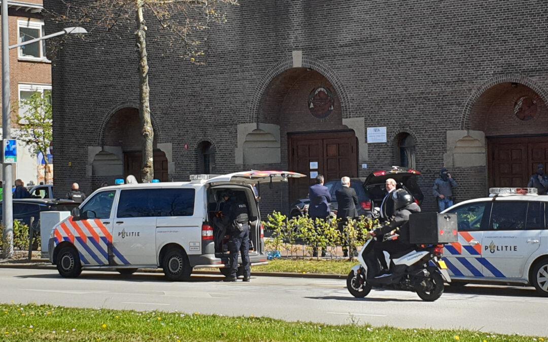 Tweede verdachte aangehouden voor overval op goudwisselkantoor Dorpsweg Rotterdam