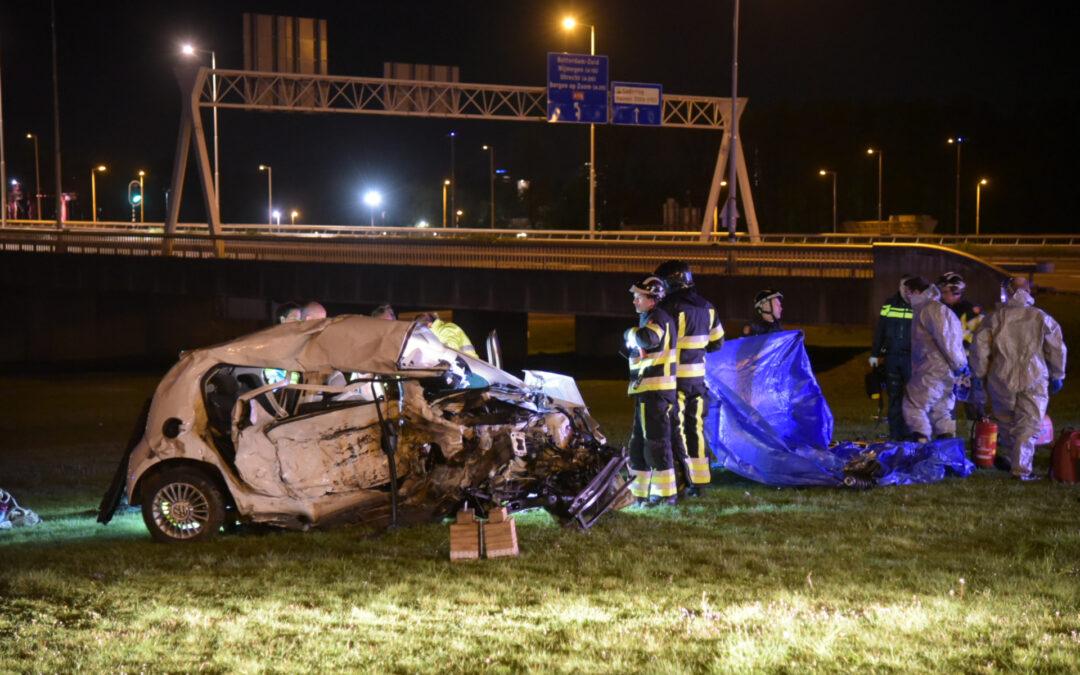 Gevluchte bestuurder fataal ongeval Vondelingenweg was onder invloed