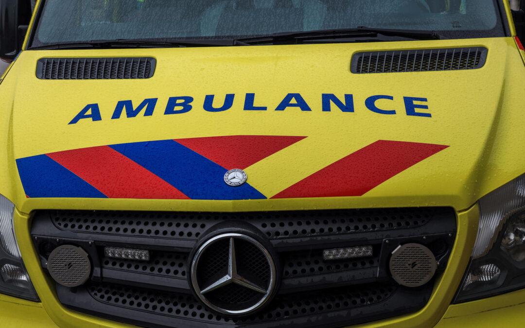 Slachtoffer met schotwond aangetroffen Spirea Dordrecht