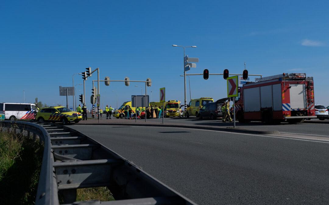 Motorrijder (36) uit Dordrecht overleden na verkeersongeval in Den Haag