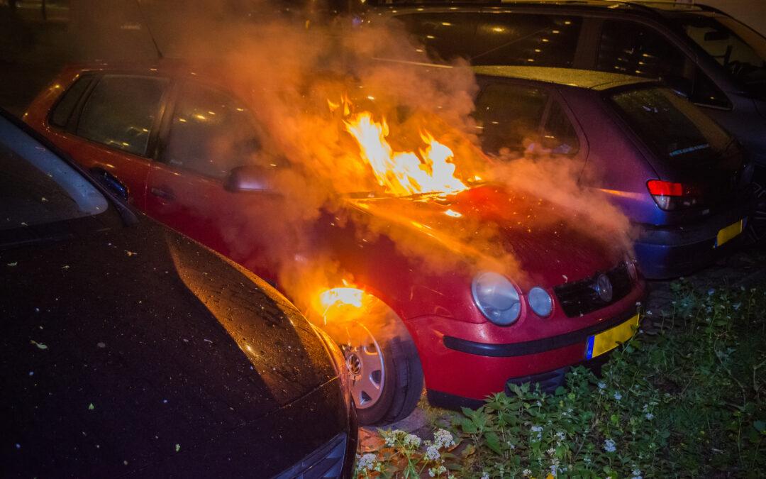 Brandstichters teisteren Leidschendamse wijken