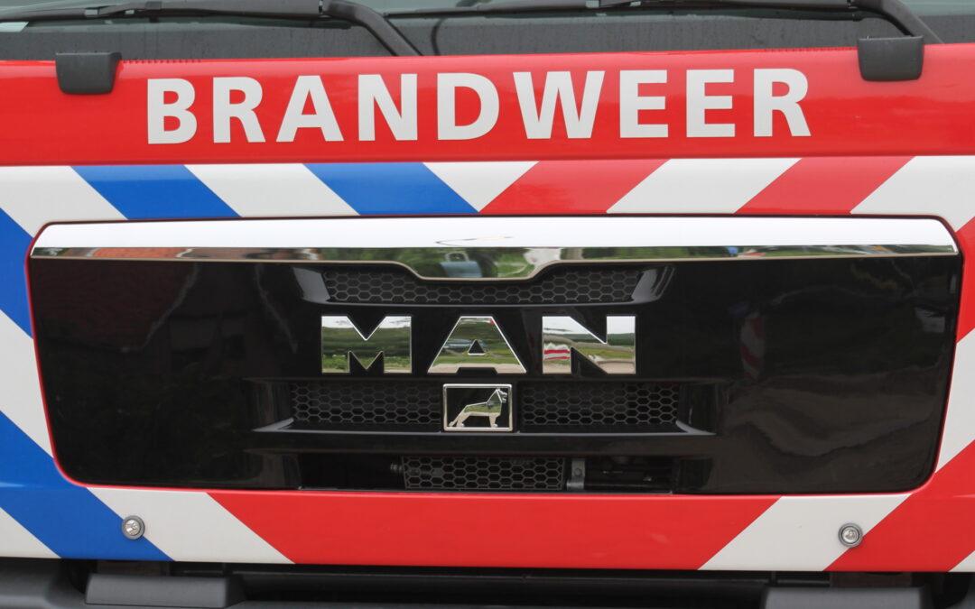Zwaargewonde na brand in woning Kerklaan Capelle aan den IJssel