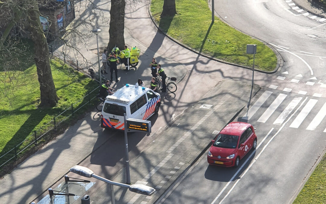Fietsster aangereden door automobilist Beukelsdijk – S115 Rotterdam