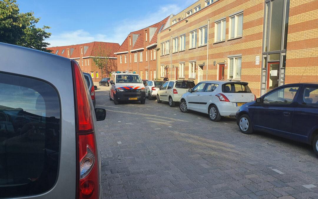 Politie doet onderzoek naar steekpartij Fabriplein Schiedam