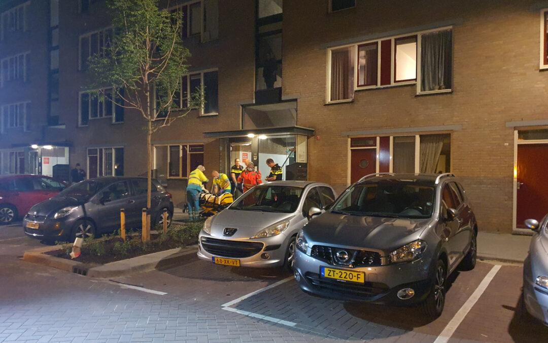 Persoon zwaargewond na steekpartij in woning Port-Saidstraat Rotterdam