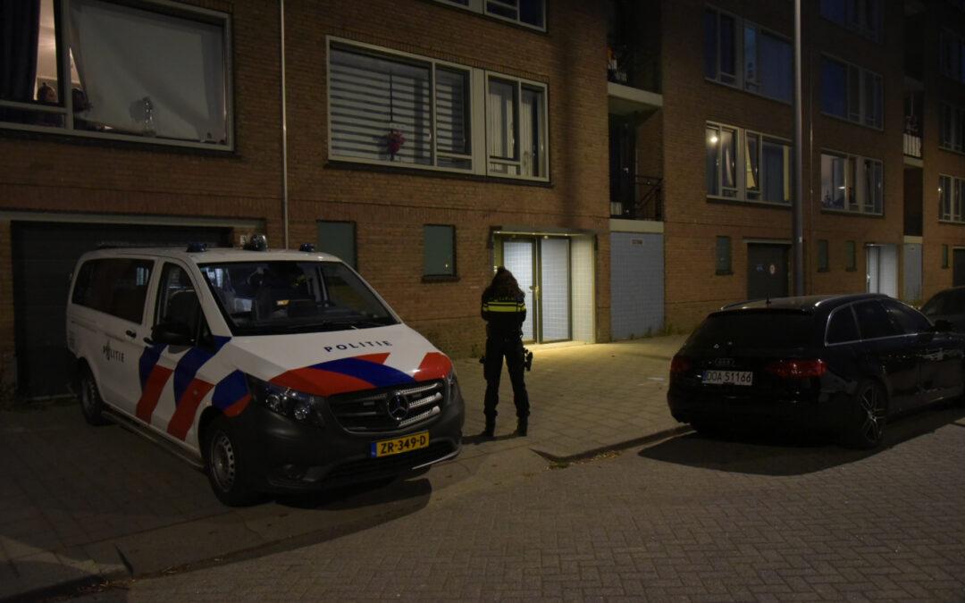 Politie onderzoekt melding schietpartij Cervantesstraat Rotterdam