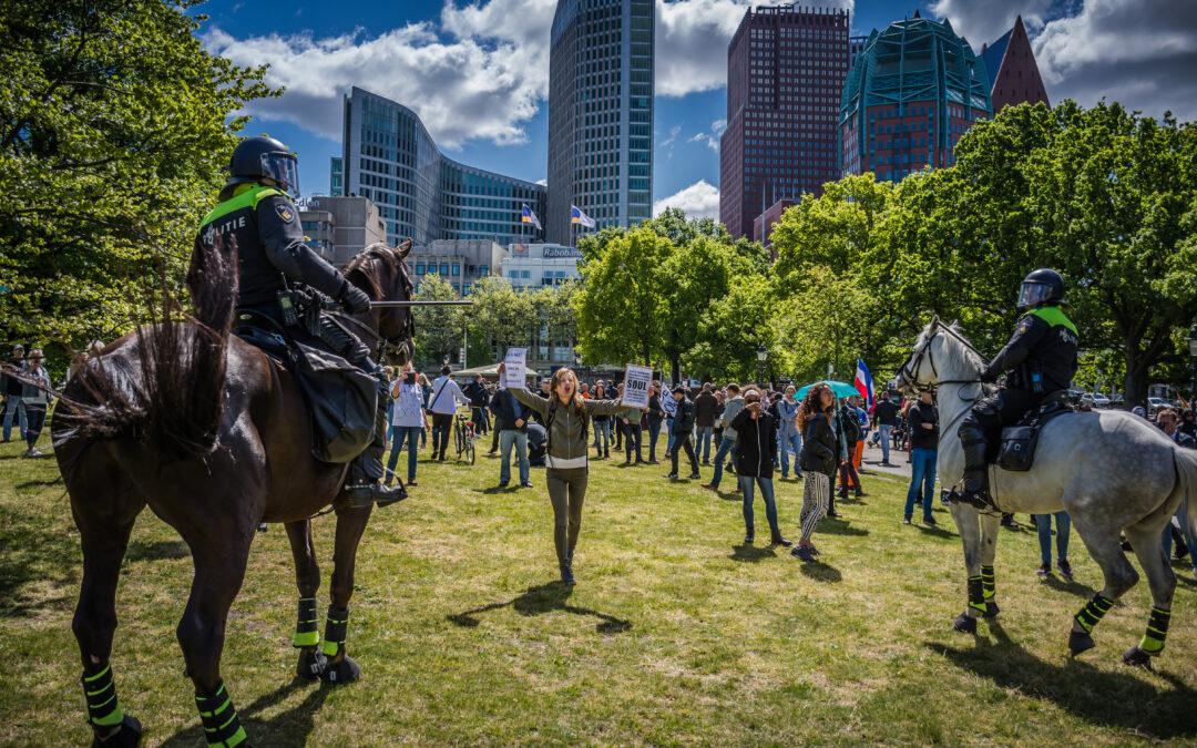 Gemeente Den Haag legt beperkingen op aan hoeveelheid demonstraties