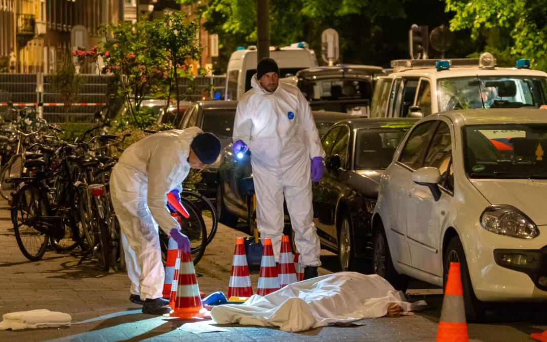 Dodelijke schietpartij Bergselaan Rotterdam in Opsporing verzocht