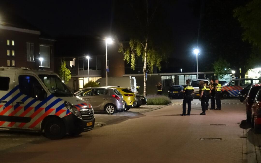 Man aangehouden na overlast Frederik Hendriklaan Waddinxveen