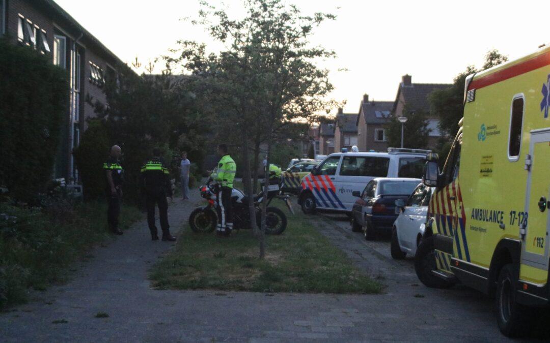 Kind gewond na val uit raam Jacq. Perkstraat Spijkenisse