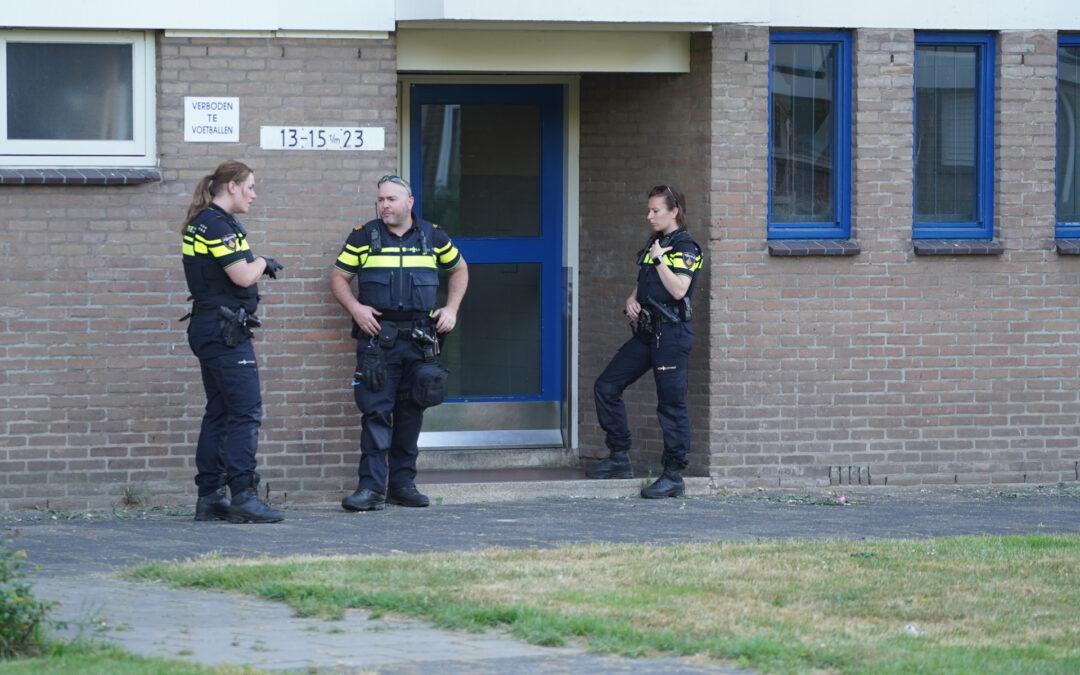 Onderzoek naar loze steekpartij melding Wingerd Capelle aan den IJssel