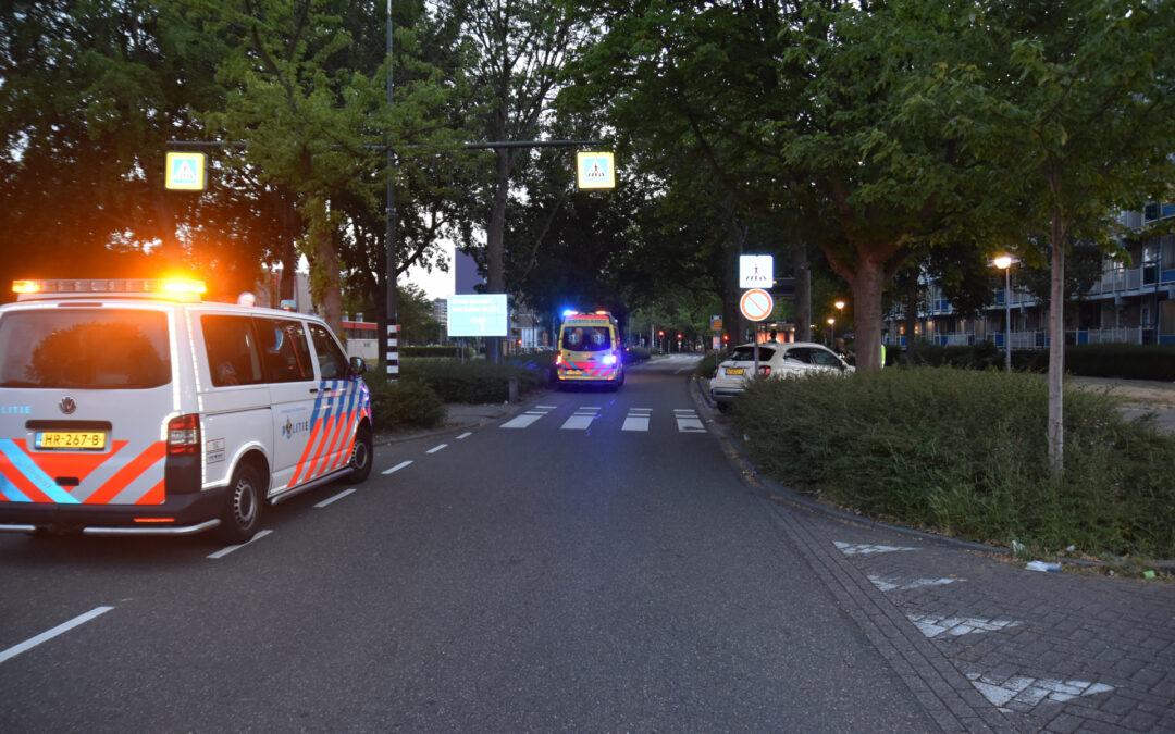 Vrouw gewond na aanrijding op oversteekplaats Zwaluwlaan Schiedam